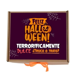 Caja Halloween chocolate