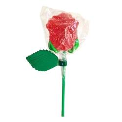 Rosa de golosina