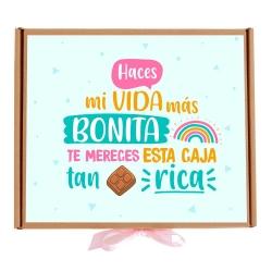 Caja Vida bonita chocolate