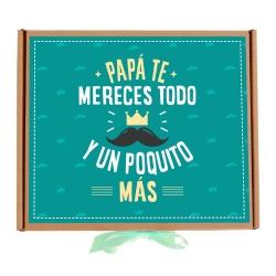 Caja Padre chocolate