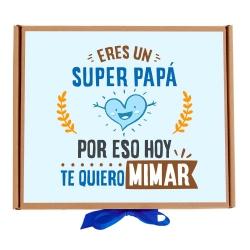 Caja Super Papá chocolate