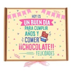 Kit Cumpleaños chocolate